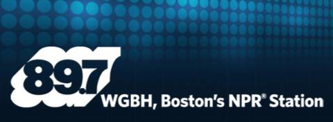 WGBH News NPR Logo