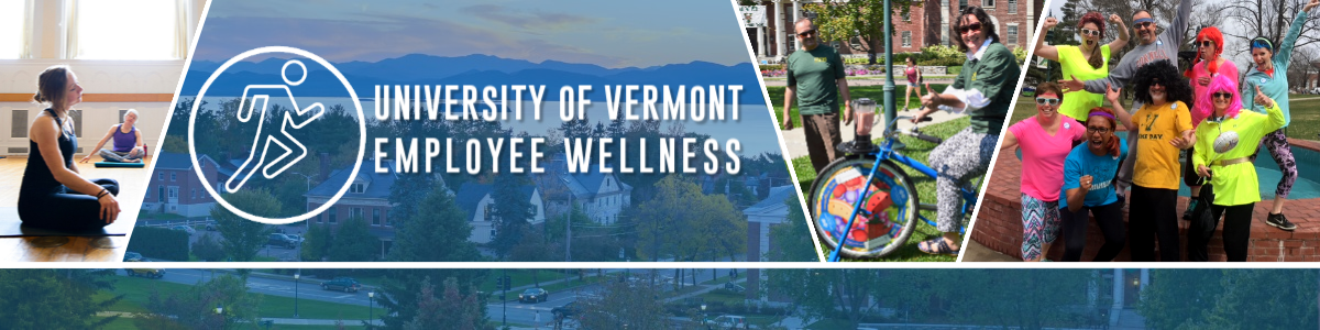 University of Vermont, Employee Wellness.
