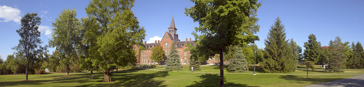 Williams Hall Landscape
