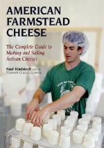 American Farmstead Cheese bookcover