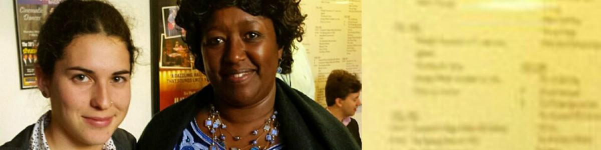 Gabriela Sarriera '17 Rwanda's health minister