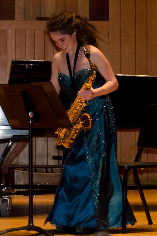 Becky Wood senior recital