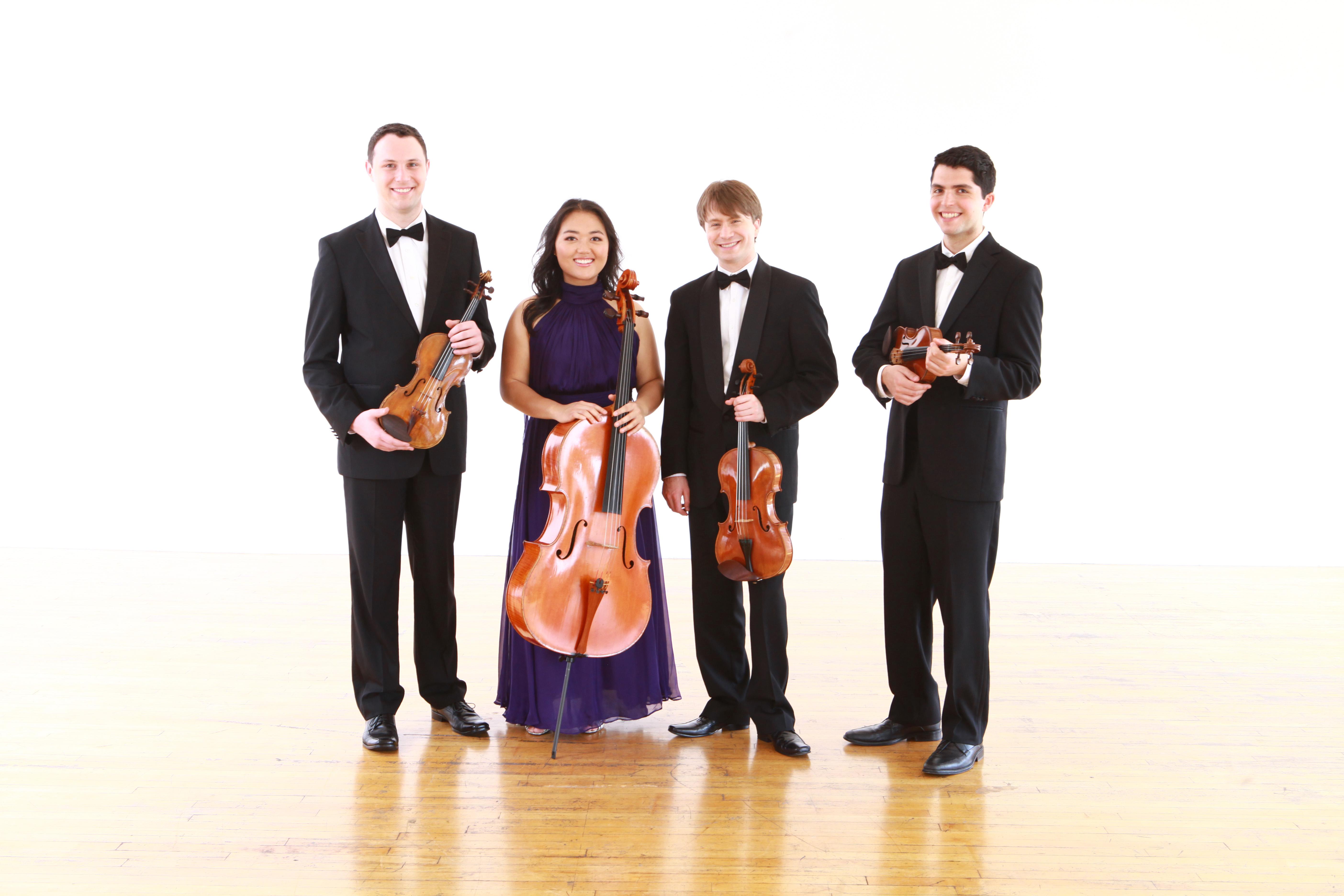 Calidore String Quartet 2