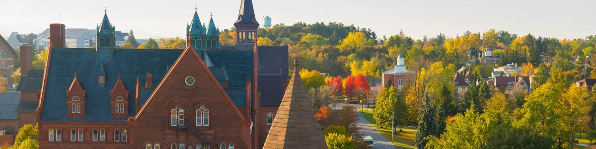 campus University Row