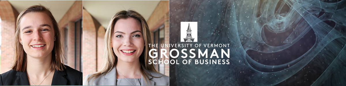 UVM Grossman school of business case competition