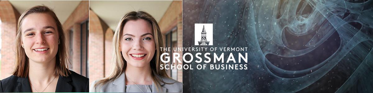 UVM Grossman school of business case competition