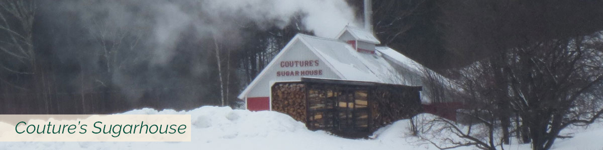 Couture's Sugarhouse, Westfield, VT