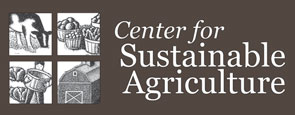 UVM Extension's Center for Sustainable Agriculture