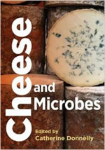 Cheese and Microbes bookcover