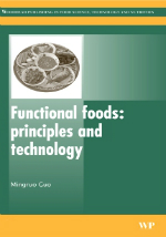 Functional Foods bookcover