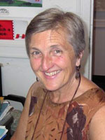 Theresia Hoeck, Senior Lecturer in German