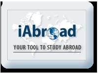 iAbroad button