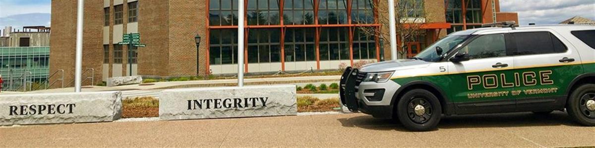 UVM Police Services | UVM Police Services | The University