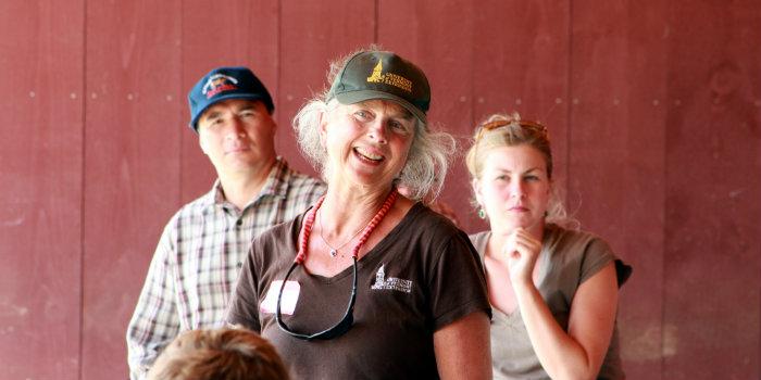 Kimberly Hagen, Grazing Specialist