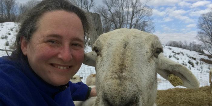 Jenn Colby of the Pasture Program