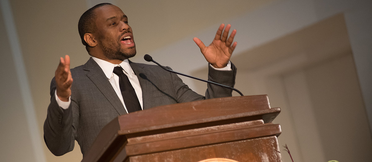 Marc Lamont Hill by Sally McCay
