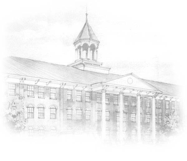 Sketch of Lyndon Town School