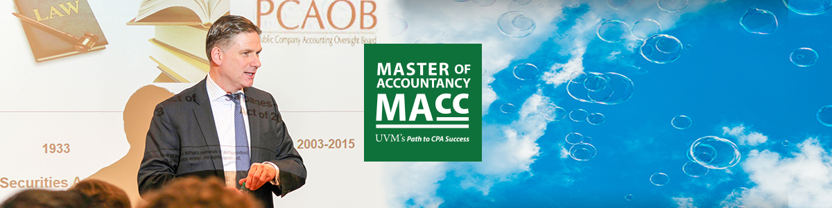 UVM master of accountancy