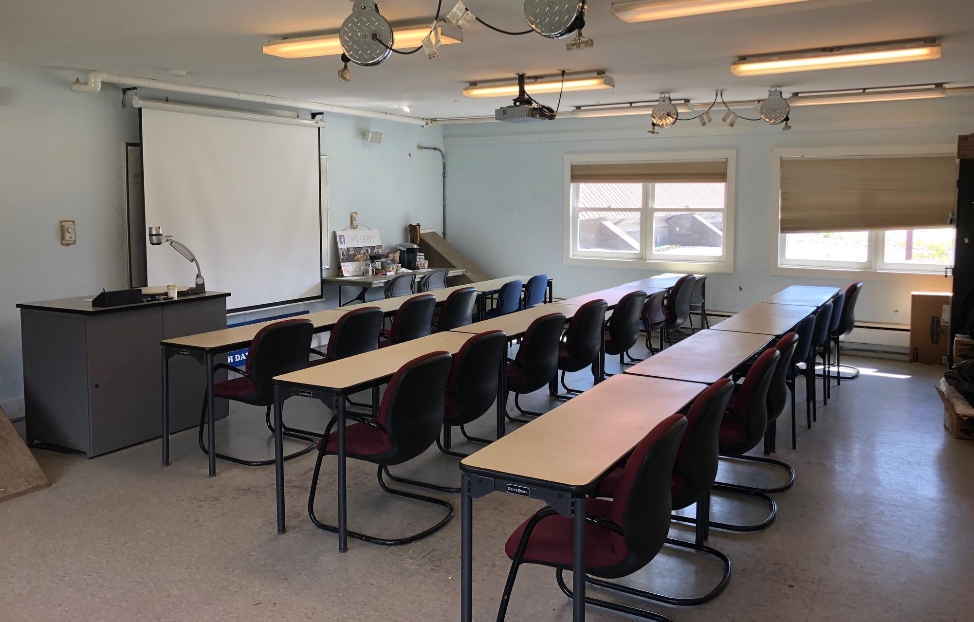 Miller Farm Classroom 2019
