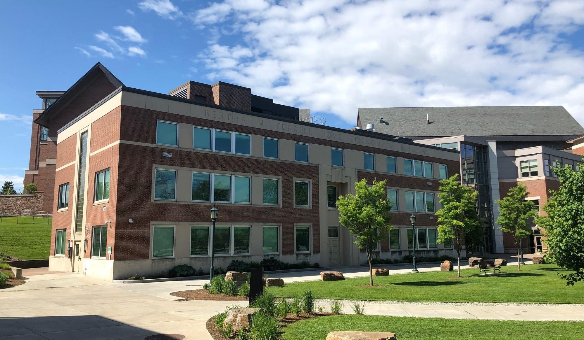 Terrill Building Front