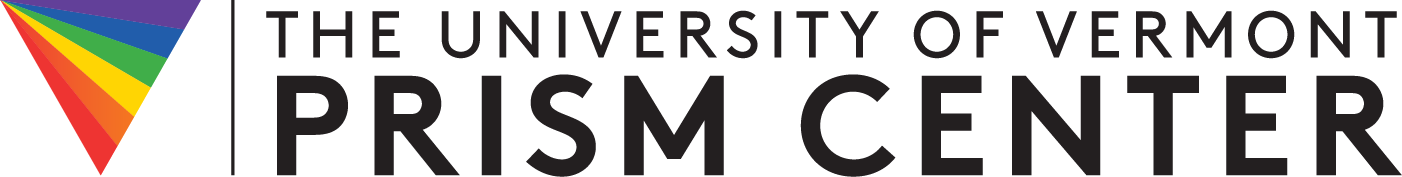 University of Vermont Prism Center logo