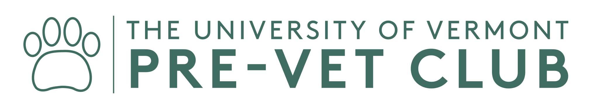 Pre-Vet Club Logo
