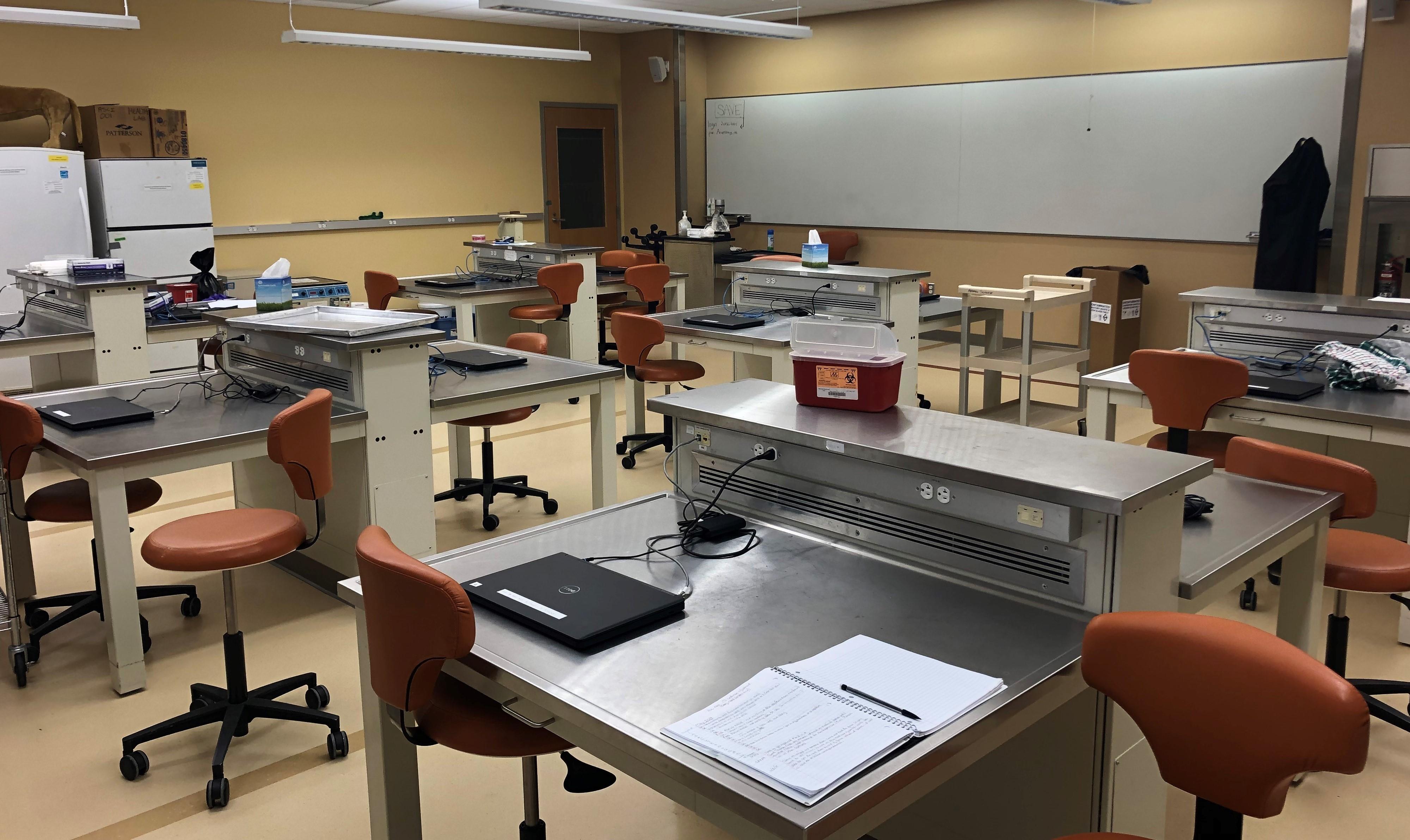 Jeffords Teaching Lab