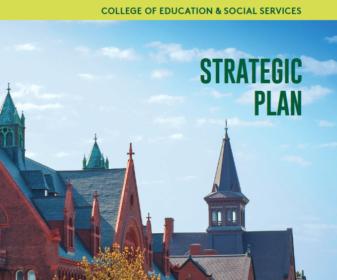 CESS Strategic Plan Brochure