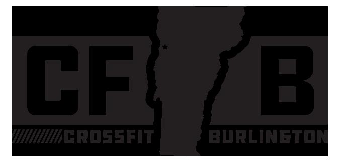CrossFit Burlington Logo