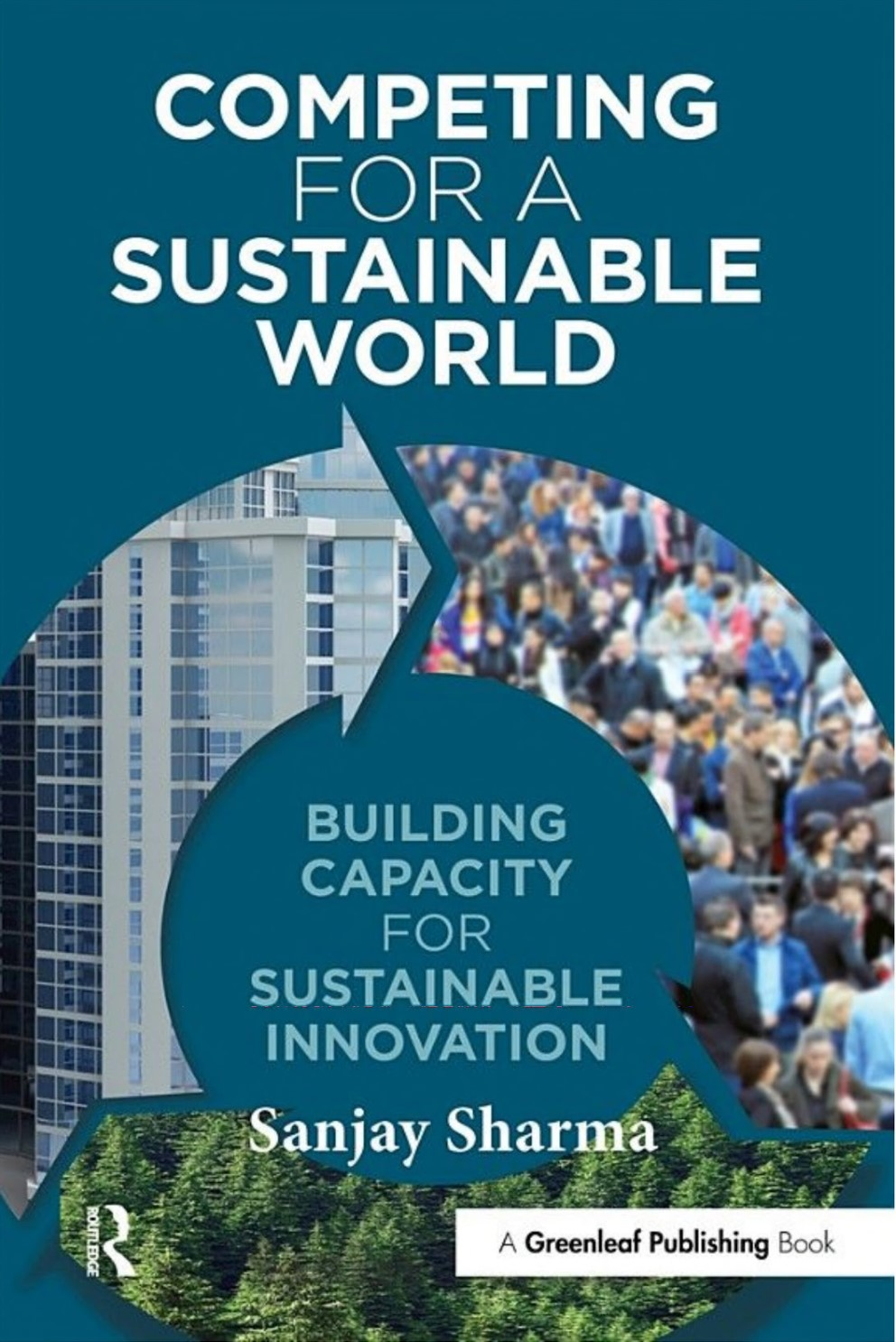 Competing for a sustainable world Cover