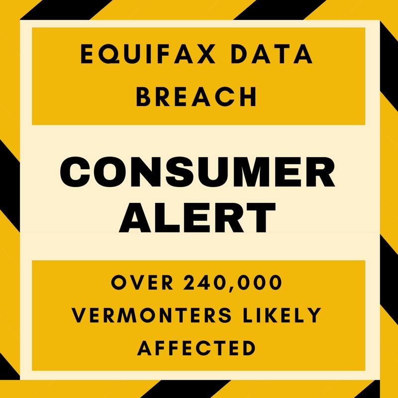 Data Breach Consumer Alert