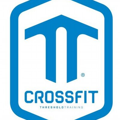 CrossFit Training Threshold Logo