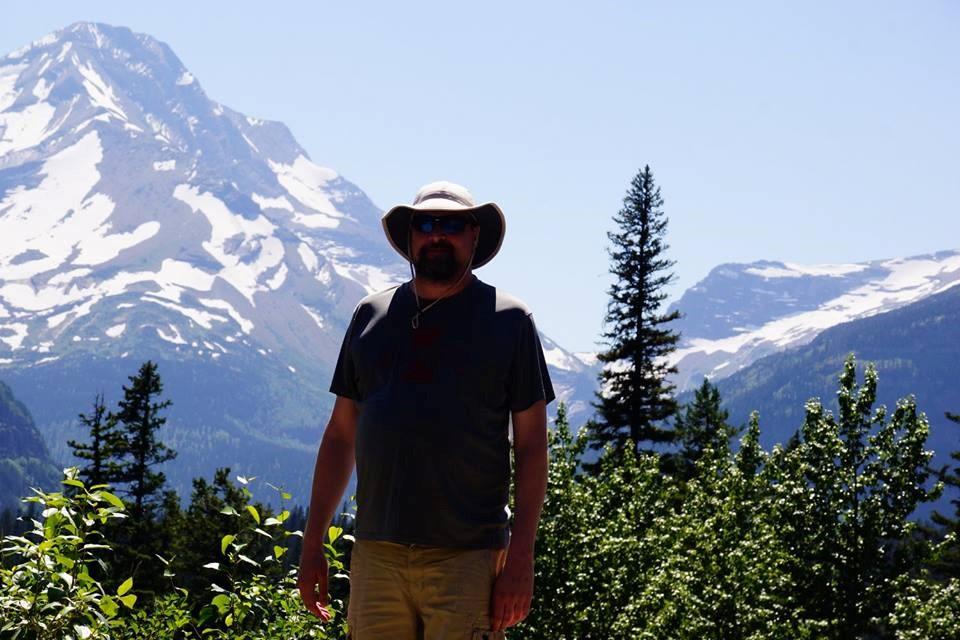 Eric Hiking