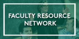 Faculty Resource Network