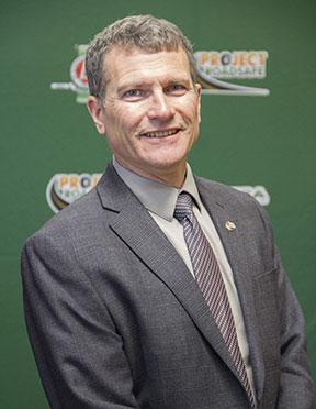 CEO Ken Pidgeon