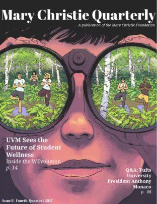 Mary Christie Quarterly Cover