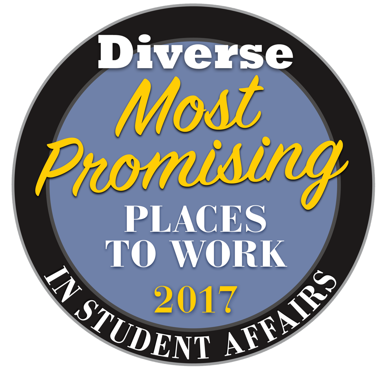 most promising places to work logo