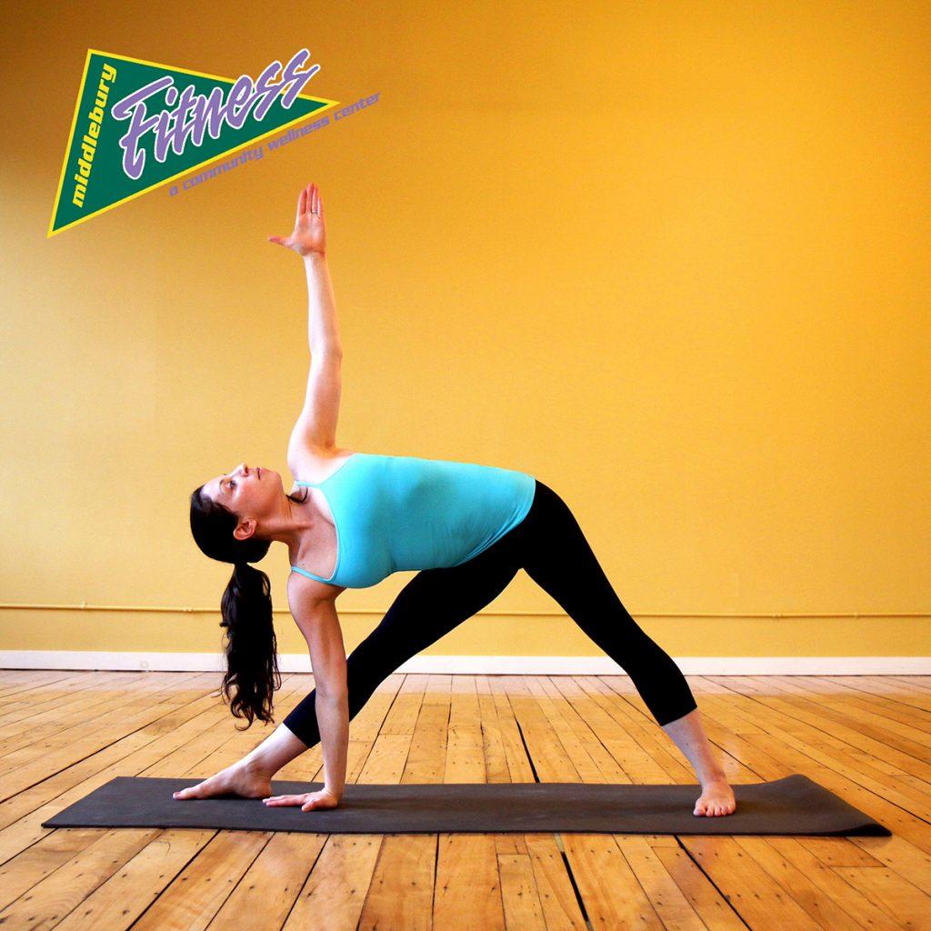 Middlebury Fitness Logo