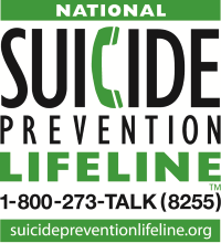 National Suicide Prevention Lifeline Website