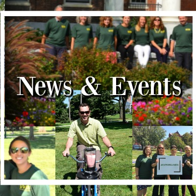 News & Events Collage