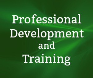 Professional Development & Training