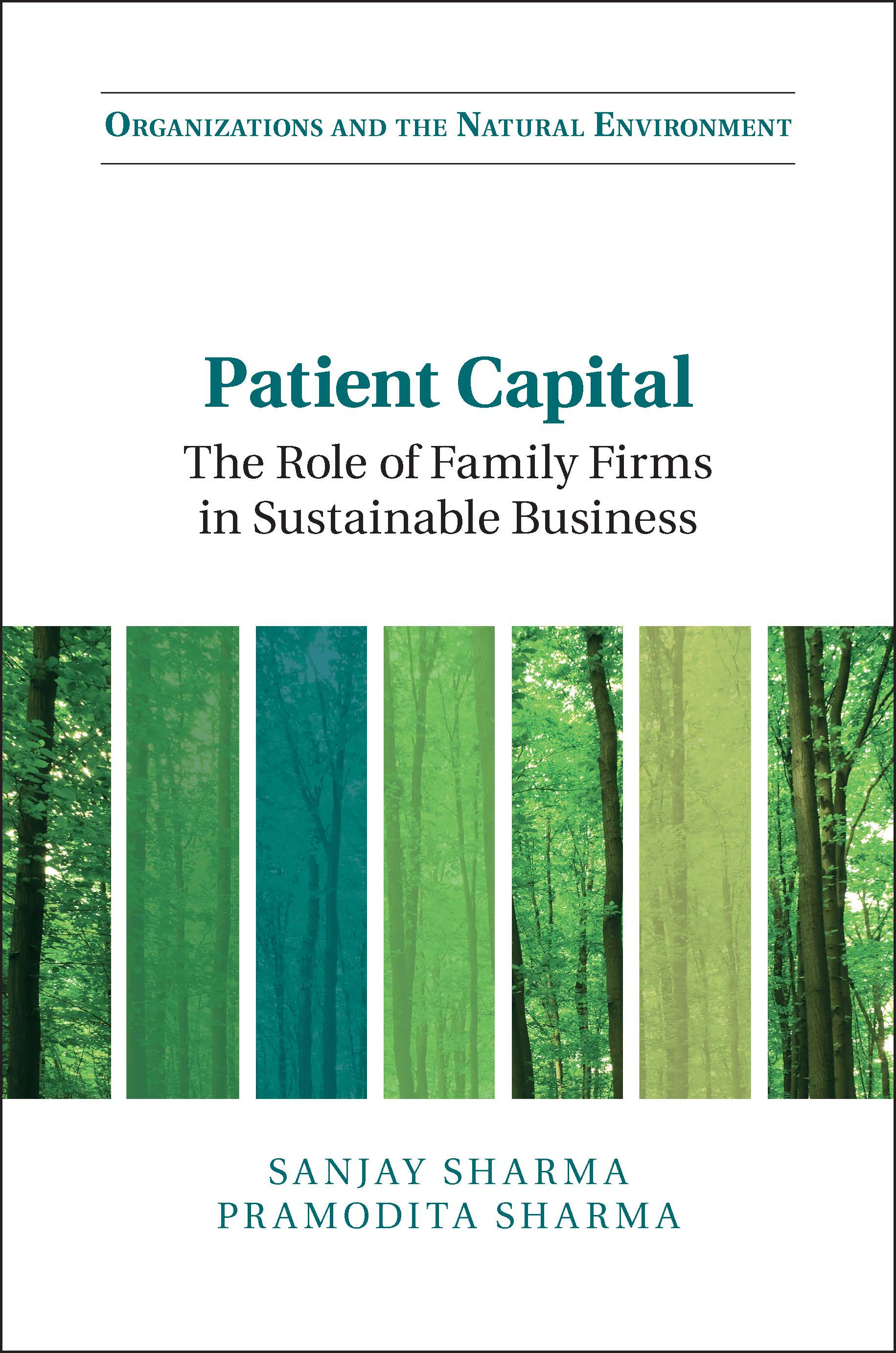 Patient Capital Cover