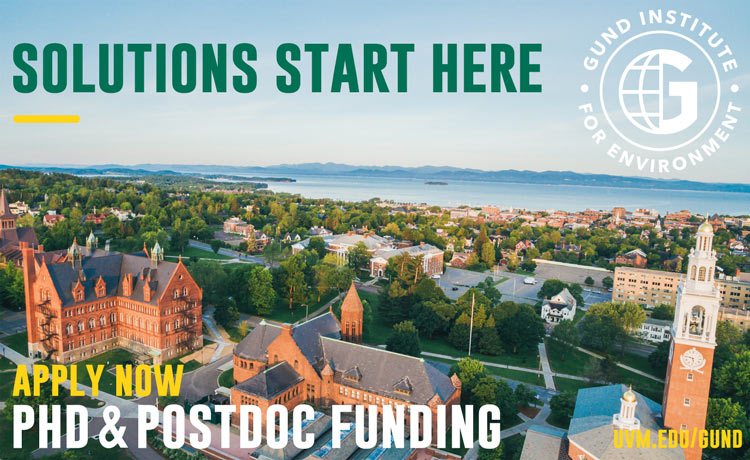 Apply now for PhD and Postdoctoral Funding