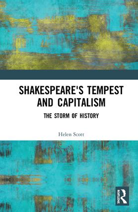 cover of Shakespeare's Tempest and Capitalism by Helen Scott