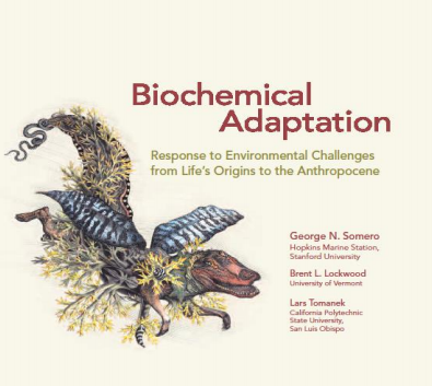 Biochemical Adaption book cover