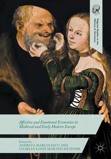 Affective and Emotional Economies book jacket