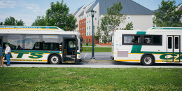 Campus Area Transportation Shuttles