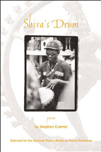 cover of  Shiva's Drum by Stephen Cramer