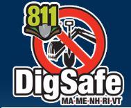 811 dig safe MA-ME-NH-RI-VT