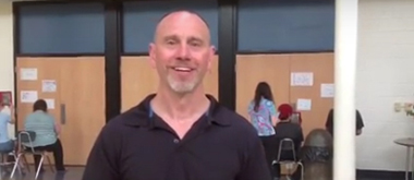 Eighth Grade Science Teacher Brian Wagner